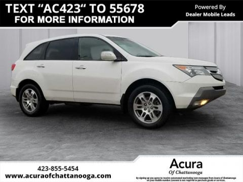 Pre-Owned 2007 Acura MDX Technology w/Technology Package
