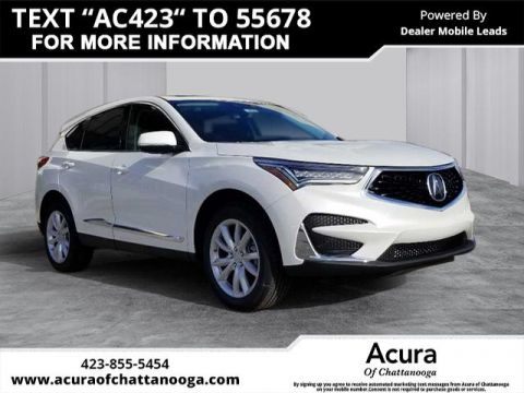 77 New Cars Suvs In Stock Chattanooga Acura Of Chattanooga