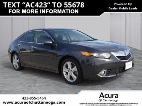 Certified Pre-Owned 2014 Acura TSX 5-Speed Automatic with Technology Package