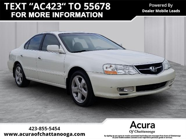 Pre-Owned 2003 Acura TL 3.2 Type-S