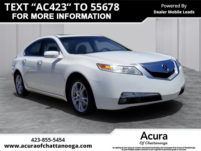 Pre-Owned 2009 Acura TL 3.5 w/Technology Package