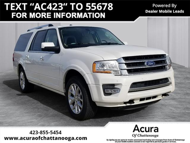 2016 Ford Expedition El >> Pre Owned 2016 Ford Expedition El Limited 4wd