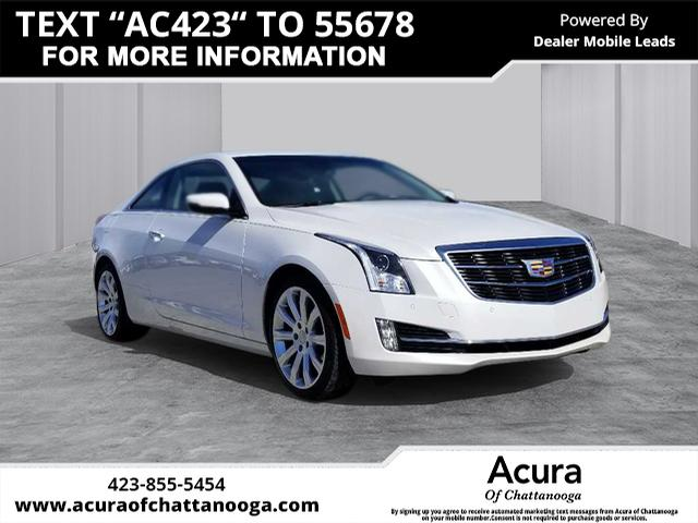 Cadillac Ats 2 0 T >> Pre Owned 2016 Cadillac Ats 2 0t Luxury Collection 2 0t Luxury