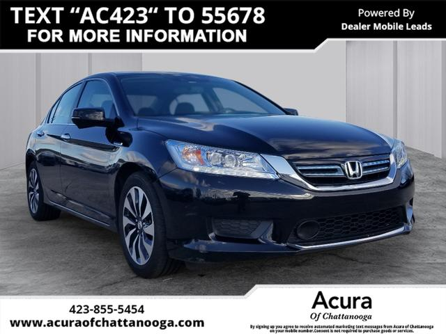 Pre-Owned 2015 Honda Accord Hybrid Touring