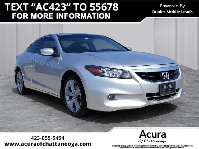 Pre-Owned 2012 Honda Accord EX-L 3.5
