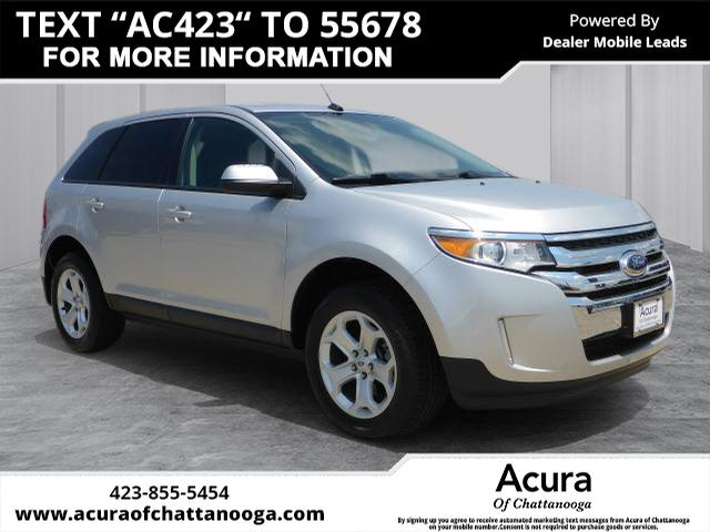 Pre Owned 2014 Ford Edge Sel