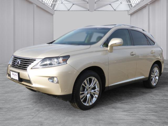 Pre-Owned 2013 Lexus RX 350 350 4dr SUV in Chattanooga #546B | Acura ...