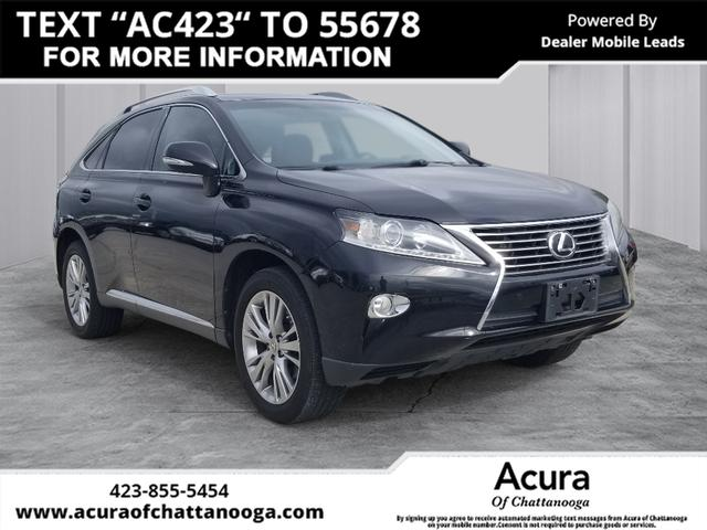 Pre Owned Lexus >> Pre Owned 2013 Lexus Rx 350 350 Fwd 4dr Suv