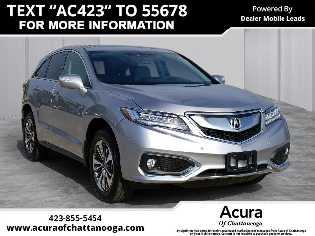 Pre-Owned 2018 Acura RDX Advance Package Advance Package