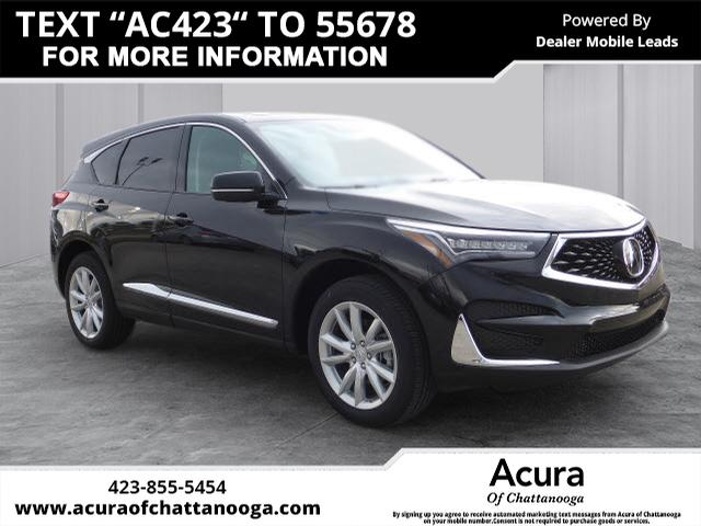 New 2019 Acura Rdx Base 4dr Suv In Chattanooga Ac2121 Acura Of