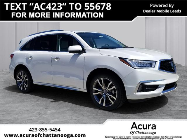 New 2020 Acura Mdx With Advance Package With Navigation