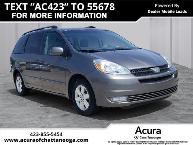 Pre-Owned 2004 Toyota Sienna XLE 7 Passenger