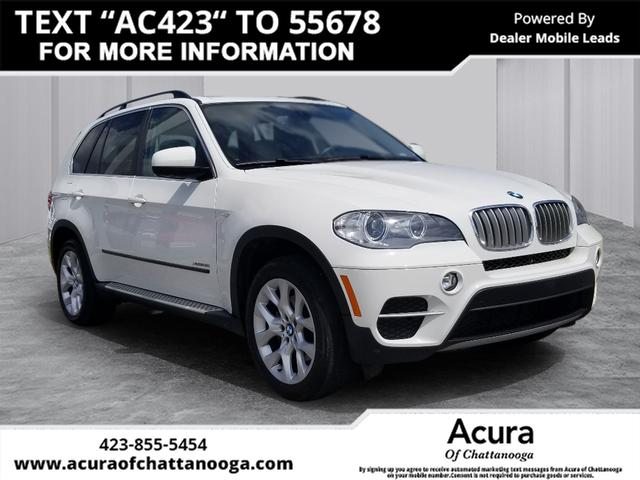 Pre-Owned 2013 BMW X5 xDrive35i Sport Activity