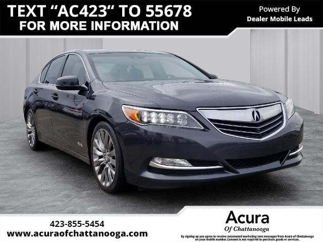 Pre-Owned 2016 Acura RLX Base Advance Package