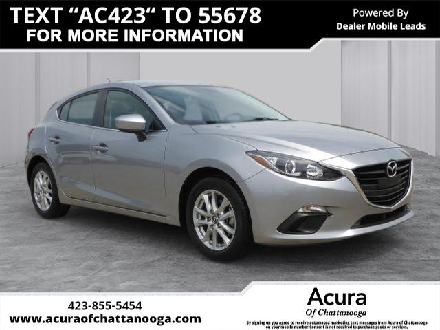 Pre Owned 2014 Mazda3 I Touring