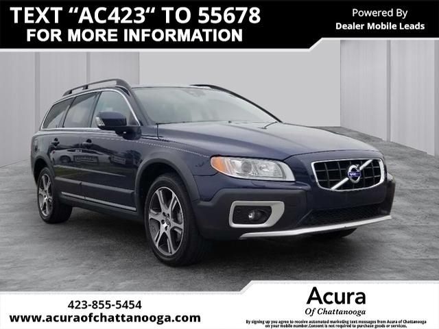 Pre-Owned 2013 Volvo XC70 T6