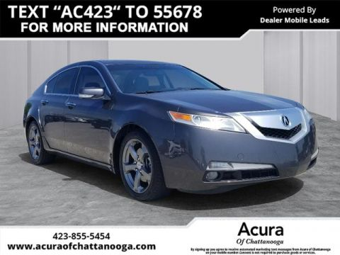 Pre-Owned 2011 Acura TL 3.5 w/Technology Package
