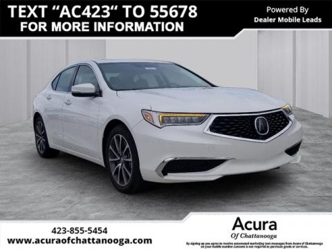 Pre-Owned 2019 Acura TLX 3.5L V6 SH-AWD