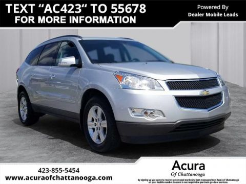 Pre-Owned 2012 Chevrolet Traverse 2LT 2LT