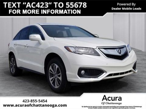 Pre-Owned 2018 Acura RDX w/Advance
