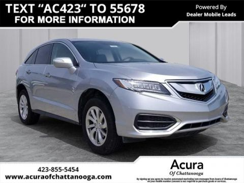 Pre-Owned 2018 Acura RDX Base SH-AWD